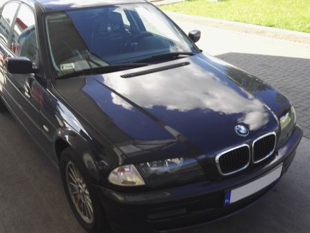 <strong>Instalacja LPG</strong> BMW  E46 1.8l LOVATO SMART