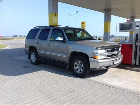 <strong>Instalacja LPG</strong> Chevrolet  Tahoe 5.3 V8 Vortec