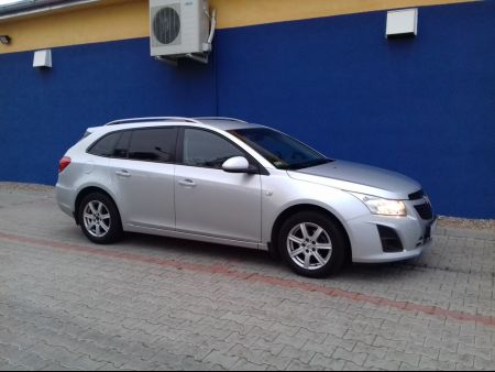 <strong>Instalacja LPG</strong> Chevrolet  Cruze 1.6 124KM BRC