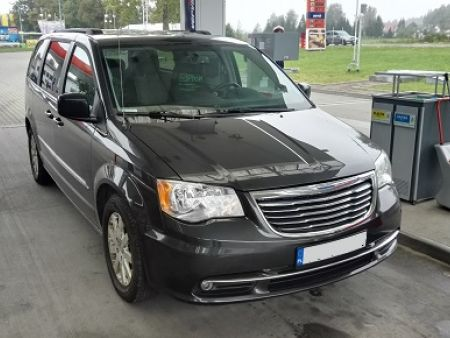 <strong>Instalacja LPG</strong> Chrysler  TOWN COUNTRY 3.6l LOVATO Smart