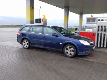 <strong>Instalacja LPG</strong> Opel  Vectra 1.8 Lovato