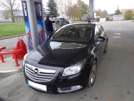 <strong>Instalacja LPG</strong> Opel  Insignia 1.8l Lovato Smart