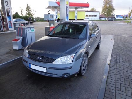 <strong>Instalacja LPG</strong> Ford  Mondeo 1.8l Smart Lovato