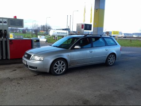 <strong>Instalacja LPG</strong> Audi  A6 1.8t 150KM Lovato