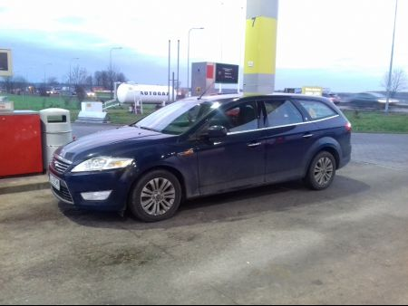 <strong>Instalacja LPG</strong> Ford  Mondeo 2.0 Lovato