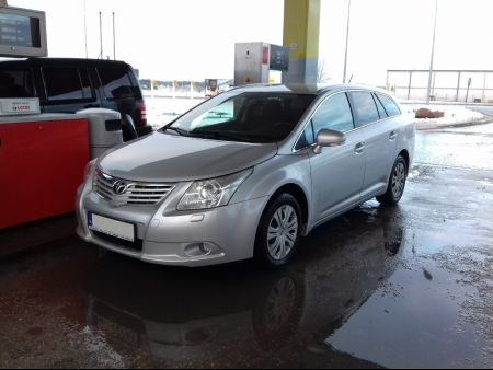 <strong>Instalacja LPG</strong> Toyota  Avensis 1.8 Prins