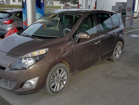 <strong>Instalacja LPG</strong> Renault  Megane Scenic 1.4 Tce Lovato Smart