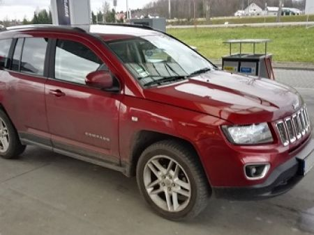<strong>Instalacja LPG</strong> Jeep  Compass 2.0l Lovato Smart