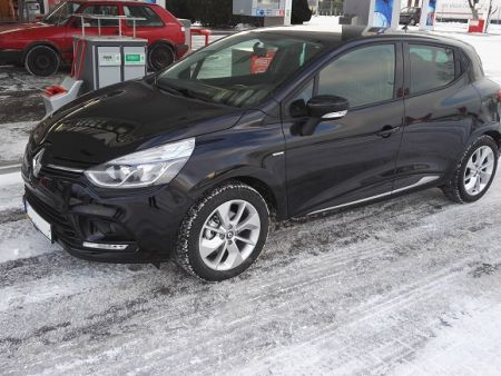 <strong>Instalacja LPG</strong> Renault  Clio F.2 - 1.2 75 KM Lovato