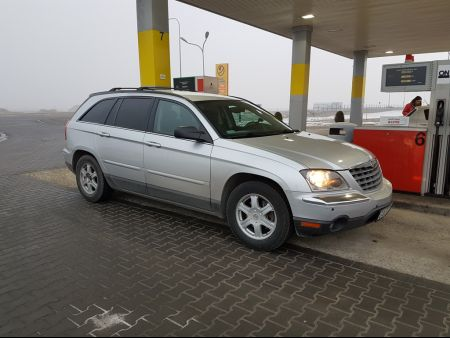 <strong>Instalacja LPG</strong> Chrysler  Pacifica 3.5 Lovato