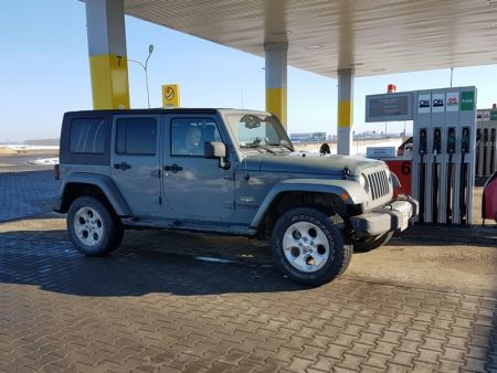 <strong>Instalacja LPG</strong> Jeep  Wrangler 3.6 BRC