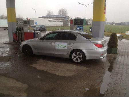 <strong>Instalacja LPG</strong> BMW  5 E60 3.0 258KM Lovato