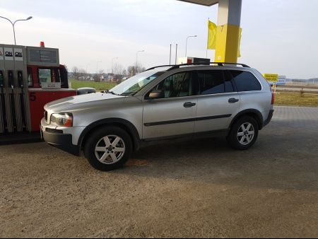 <strong>Instalacja LPG</strong> Volvo  XC90 2.5T Lovato