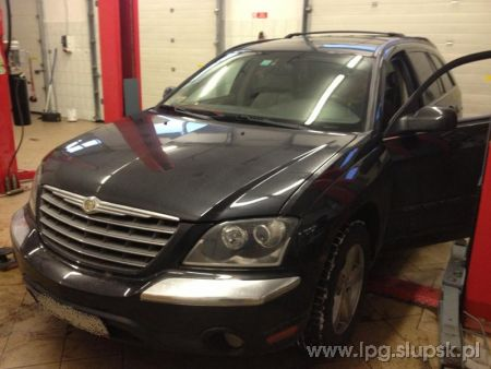 <strong>Instalacja LPG</strong> Chrysler  Pacifica 3.5 L V6 STAG Prenium
