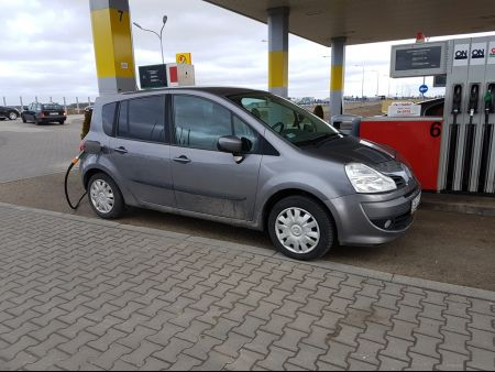 <strong>Instalacja LPG</strong> Renault  Modus 1.2 Lovato