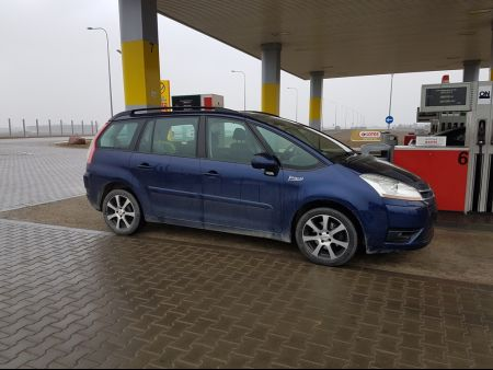 <strong>Instalacja LPG</strong> Citroën C4 2.0 Grand Picasso Lovato