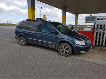 <strong>Instalacja LPG</strong> Chrysler  Grand Voyager 3.3 AWD Lovato
