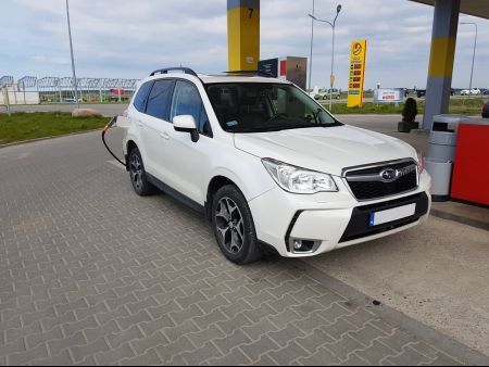 <strong>Instalacja LPG</strong> Subaru  Forester 2.5 Lovato