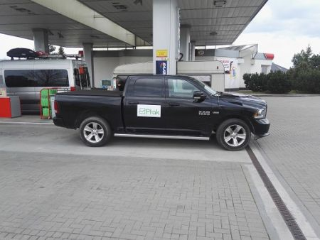 <strong>Instalacja LPG</strong> Dodge  RAM 5.7l BRC