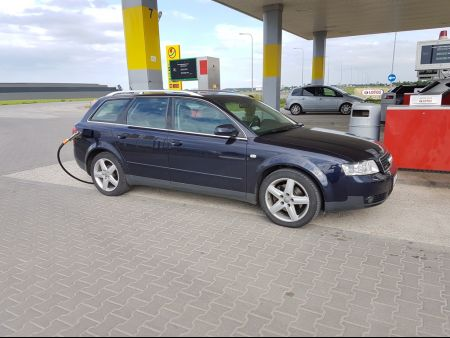 <strong>Instalacja LPG</strong> Audi  A4 3.0 Lovato