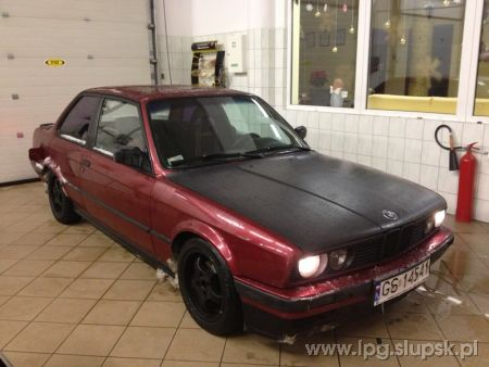 <strong>Instalacja LPG</strong> BMW  E30 R6