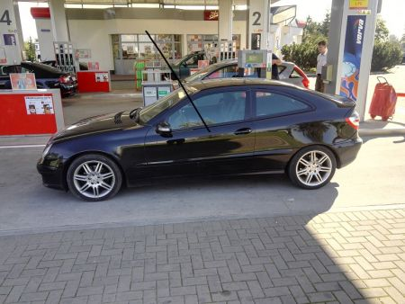 <strong>Instalacja LPG</strong> Mercedes-Benz  c-klasa 1.8l  LOVATO