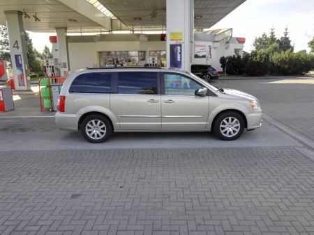 <strong>Instalacja LPG</strong> Chrysler  Town&Country 3.6l BRC