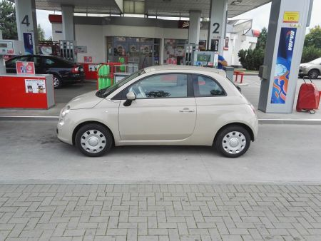 <strong>Instalacja LPG</strong> Fiat  500 1.2l BRC