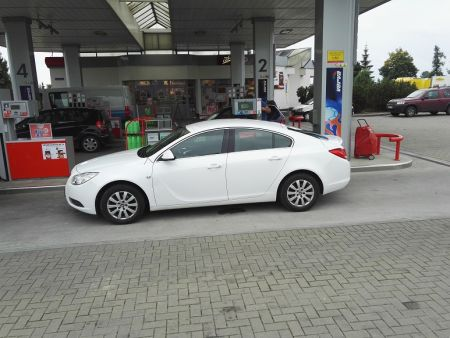 <strong>Instalacja LPG</strong> Opel  Insignia 1.6l BRC
