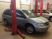 Instalacja LPG Chrysler  Town&Country Grand Voyager 3.8 V6 LPG