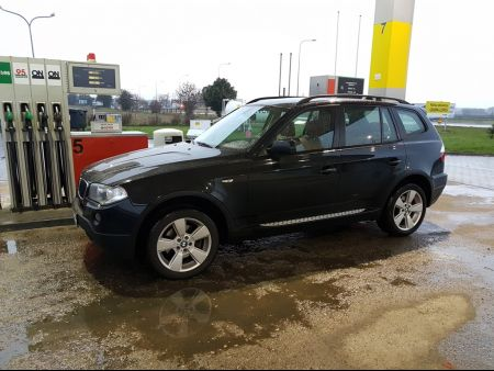 <strong>Instalacja LPG</strong> BMW  X3 2.0 Lovato