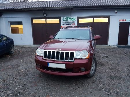 <strong>Instalacja LPG</strong> Jeep  Grand Cherokee 3.7 Lovato