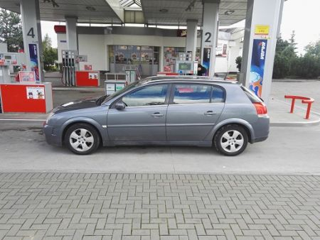 <strong>Instalacja LPG</strong> Opel  Signium 1.8l BRC