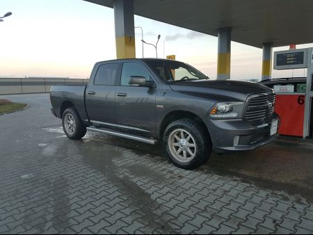 <strong>Instalacja LPG</strong> Dodge  Ram Sport 5.7 BRC