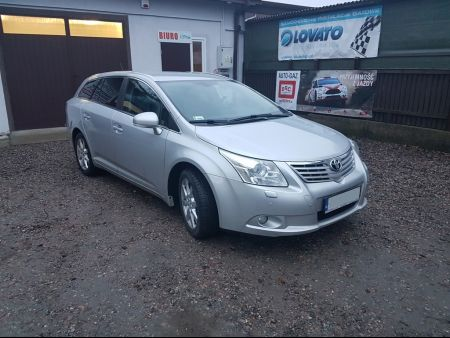 <strong>Instalacja LPG</strong> Toyota  Avensis 1.8 Lovato