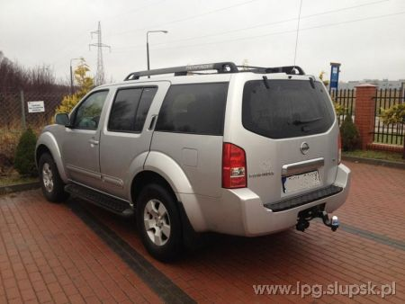 <strong>Instalacja LPG</strong> Nissan  Pathfinder V6
