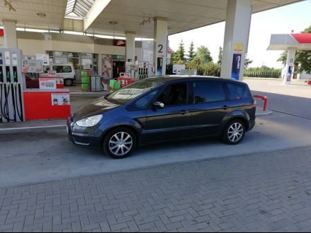 <strong>Instalacja LPG</strong> Ford  s-max 2.5l LOVATO EASY FAST