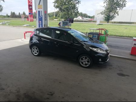 <strong>Instalacja LPG</strong> Ford  Fiesta 1.25l LOVATO SMART EXR