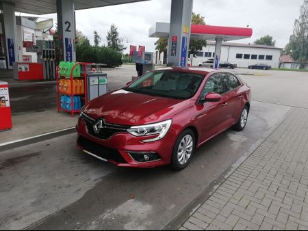 <strong>Instalacja LPG</strong> Renault  Megane 1.6l Lovato