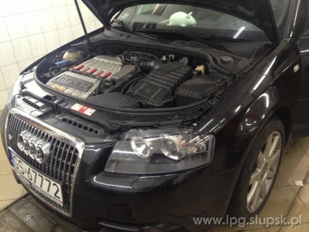<strong>Instalacja LPG</strong> Audi  S3 3.2 VR6