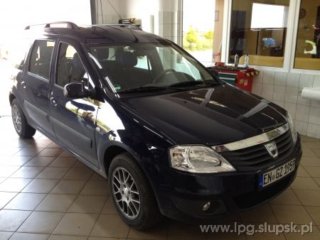 <strong>Instalacja LPG</strong> Dacia  DUSTER