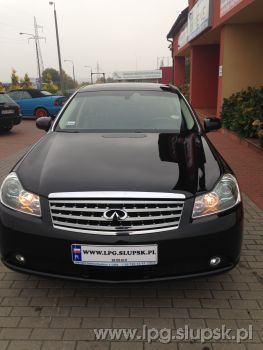 <strong>Instalacja LPG</strong> Infiniti  M35X