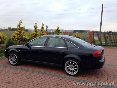 <strong>Instalacja LPG</strong> Audi  A6 C5 1.8 TURBO