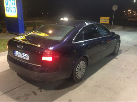 <strong>Instalacja LPG</strong> Audi  A6 2.4 V6