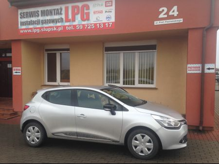 <strong>Instalacja LPG</strong> Renault  Clio 1.2 75KM