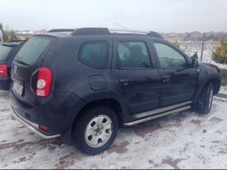 <strong>Instalacja LPG</strong> Dacia  Duster 2WD 1.6 16V