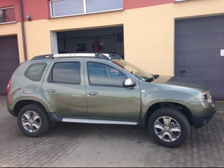 <strong>Instalacja LPG</strong> Dacia  Duster Lift