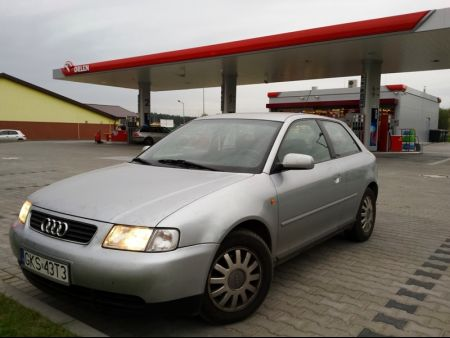 <strong>Instalacja LPG</strong> Audi  A3 1.8 125KM BRC p&d