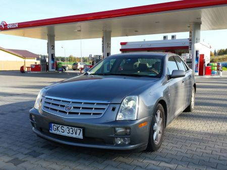 <strong>Instalacja LPG</strong> Cadillac  STS 3.6 V6 z LPG