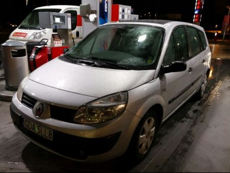 <strong>Instalacja LPG</strong> Renault  GRAND SCENIC 2.0 Turbo LOVATO